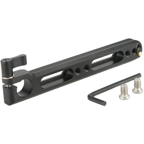 """Niceyrig Safety NATO Rail with 15mm Rod Clamp (5.9"""")"""