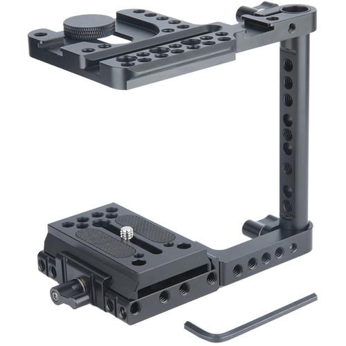 Niceyrig Half Cage for Blackmagic Pocket Cinema Camera 6K & 4K