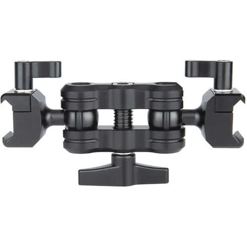 Niceyrig Articulating Arm with Dual Ball Heads, NATO Clamp