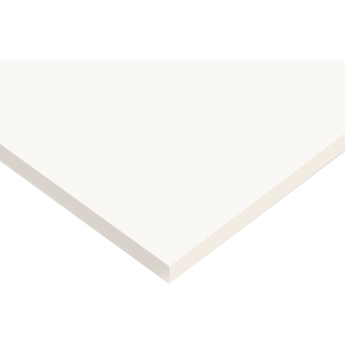 "Nielsen & Bainbridge Clay Coated Foam Core Board - 40 x 60 x 1/2"" (White)"