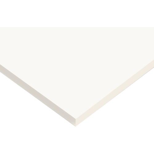 "Nielsen & Bainbridge Clay Coated Foam Core Board - 40 x 60 x 1/2"" (White)"