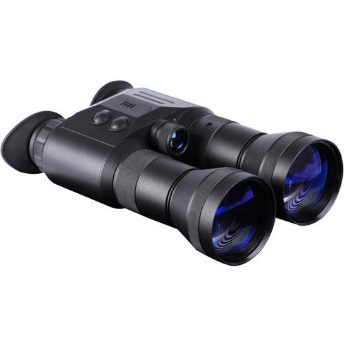 Night Optics Iris 321 3.6x 3rd Generation White Phosphor Night Vision Binocular (Filmless, Autogated)