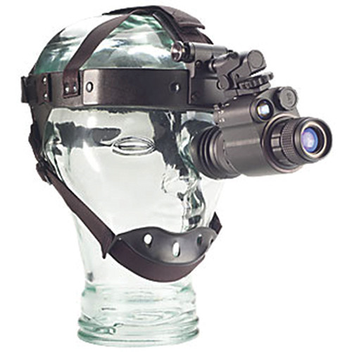 Night Optics 1x GEN 2 Ambia Night Vision Monocular with Head Mount