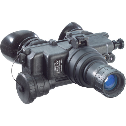 Night Optics Patrolman Gen 3 Autogated Night Vision Bi-Ocular Night Vision Goggle