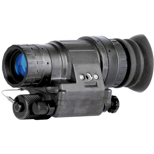 Night Optics Sentry 14 1x 3rd Generation White Phosphor Night Vision Monocular (Filmless, Autogated)