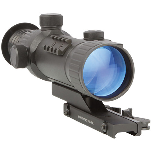 Night Optics NS-520-2S 2.8x Generation 2+ High Performance Night Vision Scope
