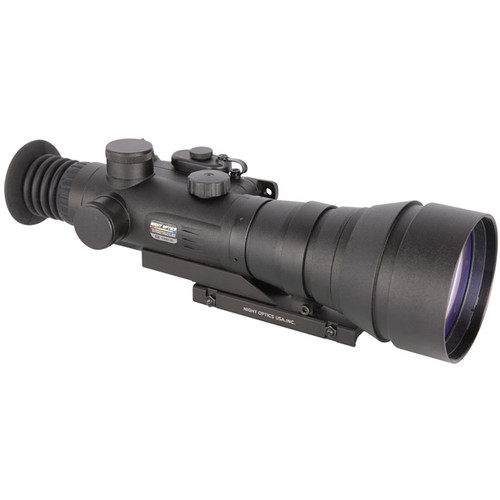 Night Optics Magnus 790 6x 3rd Generation Night Vision Riflescope (Autogated, Filmless, Red-Green Mil-Dot Reticle)