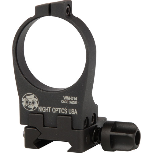Night Optics PVS-14 NVD Mounting Adapter with Quick Release