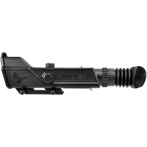 Night Owl Optics NightShot 3x Digital Night Vision Riflescope (3 Digital Black-White Reticles, Matte Black)