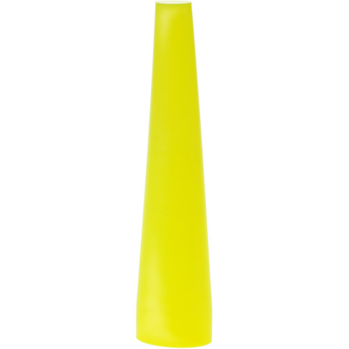 Nightstick Safety Cone for NSP-1400 Multi-Purpose LED Flashlight (Yellow)