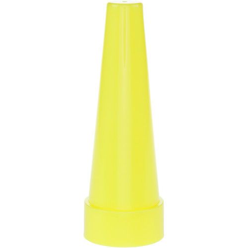 Nightstick Safety Cone for 2522 and 5522 Series Dual-Light Flashlights (Yellow)