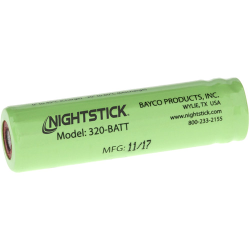 Nightstick Rechargeable Lithium-Ion Battery (3.6V, 800mAh)