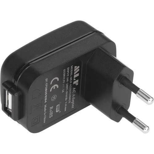 Nightstick AC Adapter with USB Type-A Port (EU)