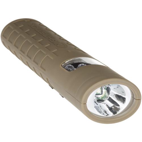 Nightstick NSP-1400T Dual-Light Flashlight (Tan)