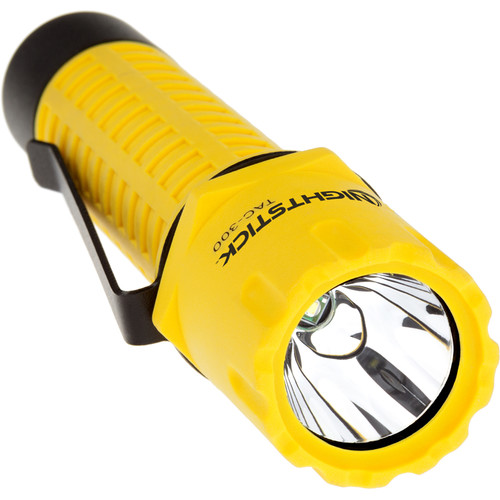 Nightstick TAC-300Y Polymer Tactical LED Flashlight (Yellow)
