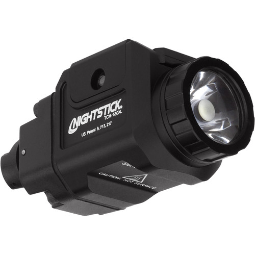 Nightstick TCM-550XLS Compact Tactical Weaponlight with Strobe