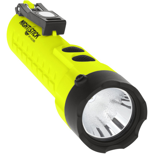 Nightstick XPP-5422GMX Intrinsically Safe Dual-Light Flashlight with Clip & Tail Magnets