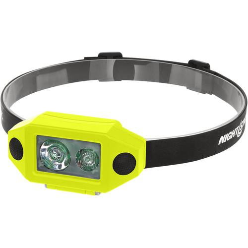 Nightstick XPP-5460GX Intrinsically Safe Low-Profile Dual-Light Headlamp (Hard Hat Strap)