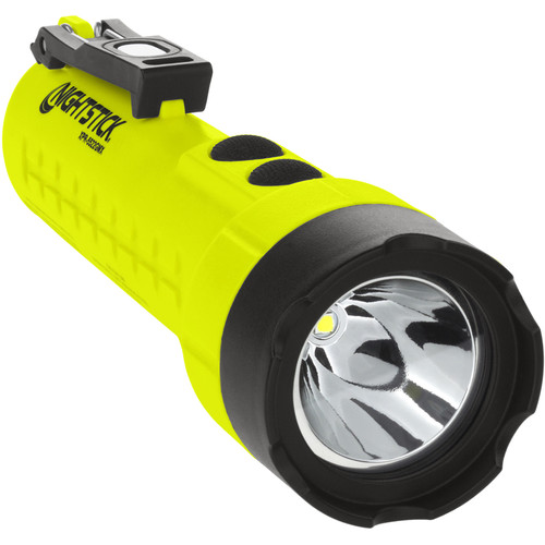 Nightstick XPR-5522GMX Intrinsically Safe Permissible Rechargeable Dual-Light Flashlight