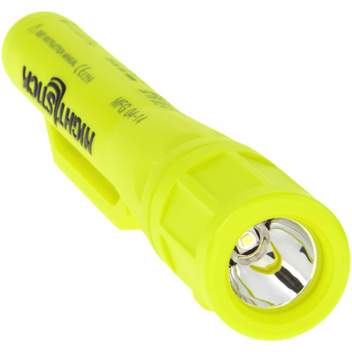 Nightstick XPP-5410G Intrinsically Safe Permissible LED Pen Light (Green)
