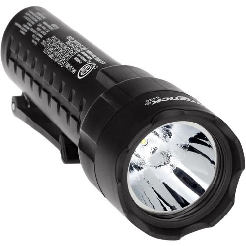 Nightstick XPP-5420B Intrinsically Safe Permissible Flashlight (Black)