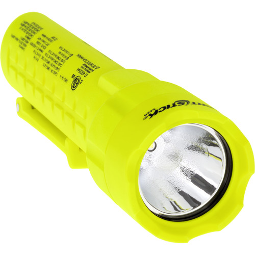 Nightstick XPP-5420G Intrinsically Safe Permissible LED Flashlight (Green)
