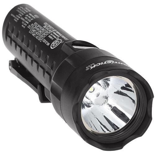 Nightstick XPP-5422B Intrinsically Safe Permissible Dual-Light Flashlight (Black)