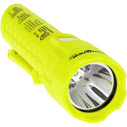 Nightstick XPP-5422G Intrinsically Safe Permissible Dual-Light Flashlight (Green)