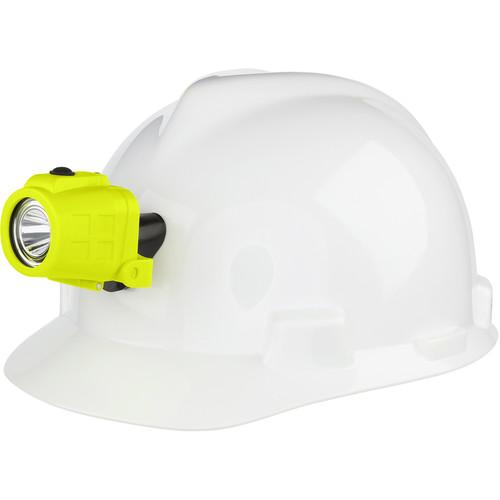 Nightstick XPP-5450GC Intrinsically Safe Headlamp (90/50 Lumens, Hard Hat Clip)