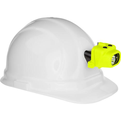 Nightstick XPP-5454GC Intrinsically Safe Dual-Light Headlamp (Hard Hat Mounting Bracket)