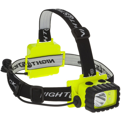Nightstick XPP-5456G Intrisically Safe Dual-Light Headlamp (Red & White Flood Beams)