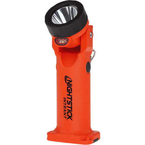 Nightstick XPP-5566RX INTRANT Intrinsically Safe Permissible Dual-Light Right-Angle LED Light (Red)