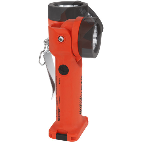 Nightstick INTRANT Intrinsically Safe Rechargeable Dual Angle Light (Red)