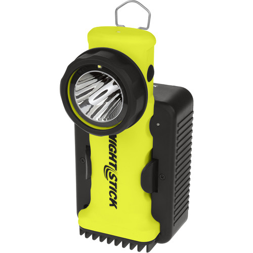 Nightstick XPR-5572GA Intrinsically Safe Dual-Light Rechargeable Angle Light Green