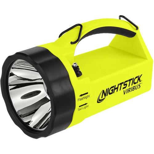 Nightstick XPR-5580 VIRIBUS Intrinsically Safe Rechargeable Dual-Light Lantern (Green)