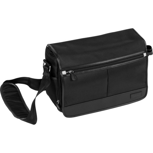 Nikon DSLR Camera and Tablet Messenger Bag