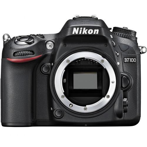 Nikon D7100 DSLR Camera (Body Only, Refurbished)
