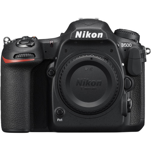 Nikon D500 DSLR Camera (Body Only)