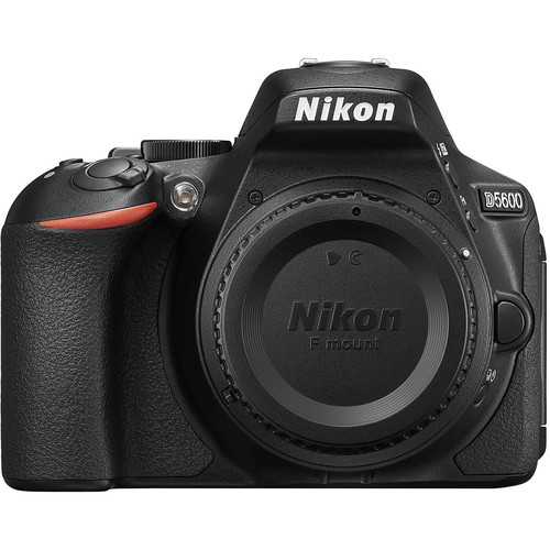 Nikon D5600 DSLR Camera (Refurbished, Body Only)