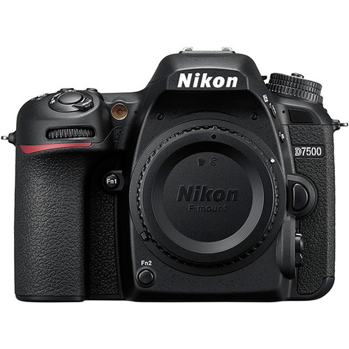 Nikon D7500 DSLR Camera (Refurbished, Body Only)