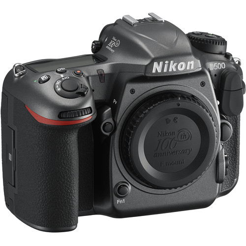Nikon D500 DSLR Camera 100th Anniversary Edition (Body Only)