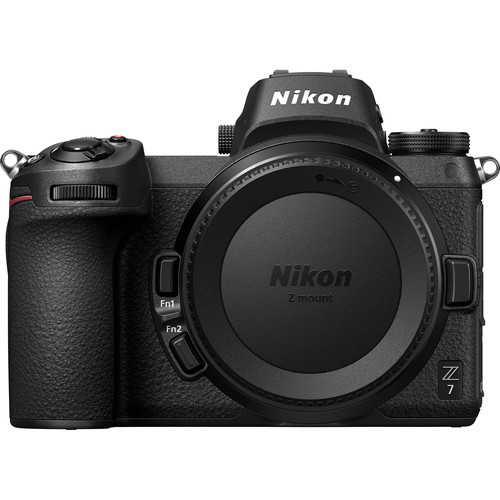 Nikon Z 7 Mirrorless Digital Camera (Body Only)