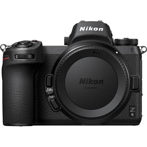 Nikon Z 6 Mirrorless Digital Camera (Body Only, Refurbished)