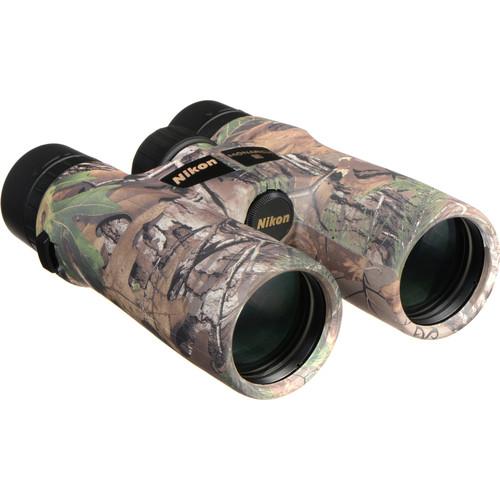 Nikon 8x42 Monarch 3 ATB Binocular (RealTree Xtra Green Camo)