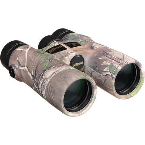 Nikon 10x42 Monarch 3 ATB Binocular (RealTree Xtra Green Camo)