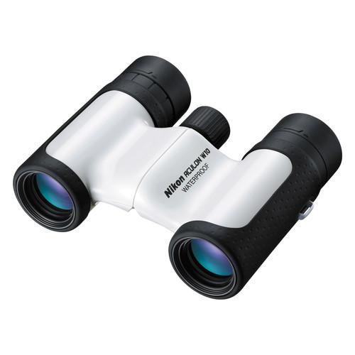 Nikon 8x21 Aculon W10 Binocular (White)