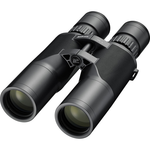 Nikon 7x50 WX IF Binocular, 100th Anniversary Edition (Metallic Gray)