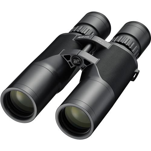 Nikon 10x50 WX IF Binocular, 100th Anniversary Edition (Metallic Gray)