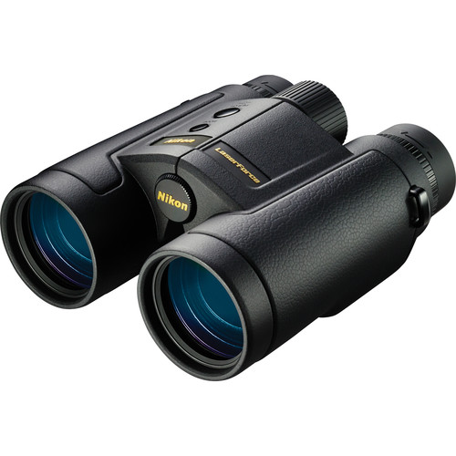 Nikon 10x42 LaserForce Rangefinder Binocular (Refurbished by Nikon USA)