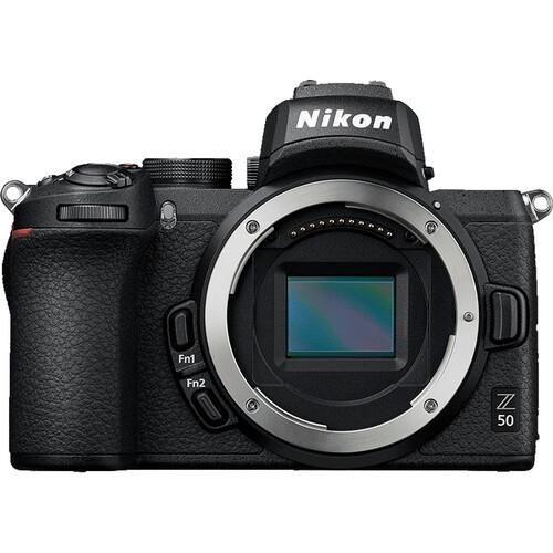 Nikon Z 50 Mirrorless Digital Camera (Body Only, Refurbished by Nikon USA)